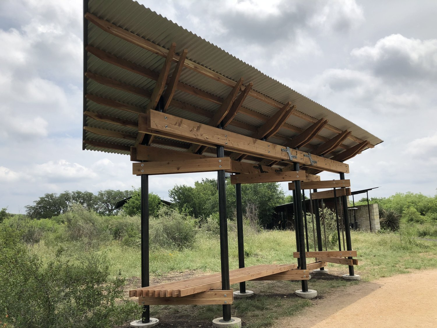 New Discovery Trail Kiosk — Friends Of Government Canyon