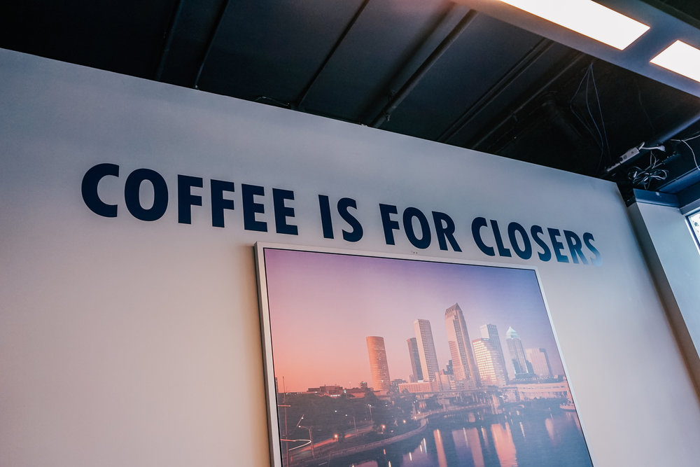 TAMPA, FL   Indigo Coffee House + Social Bar    Learn More