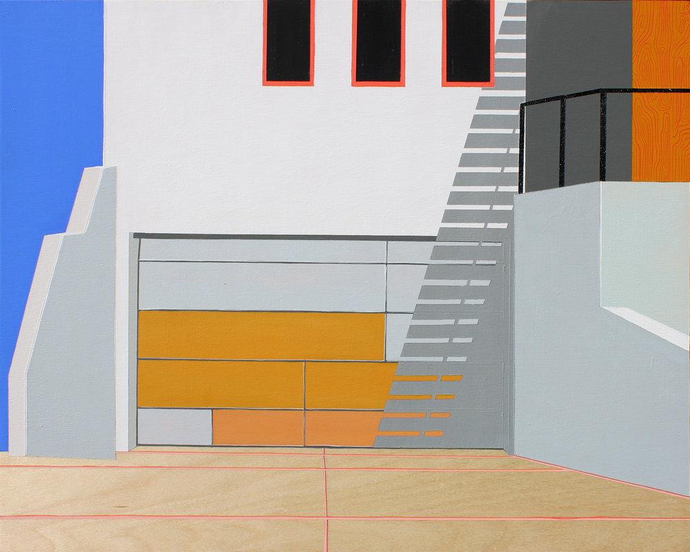Mondrian Garage