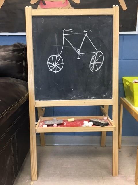 Blackboard Inspiration
