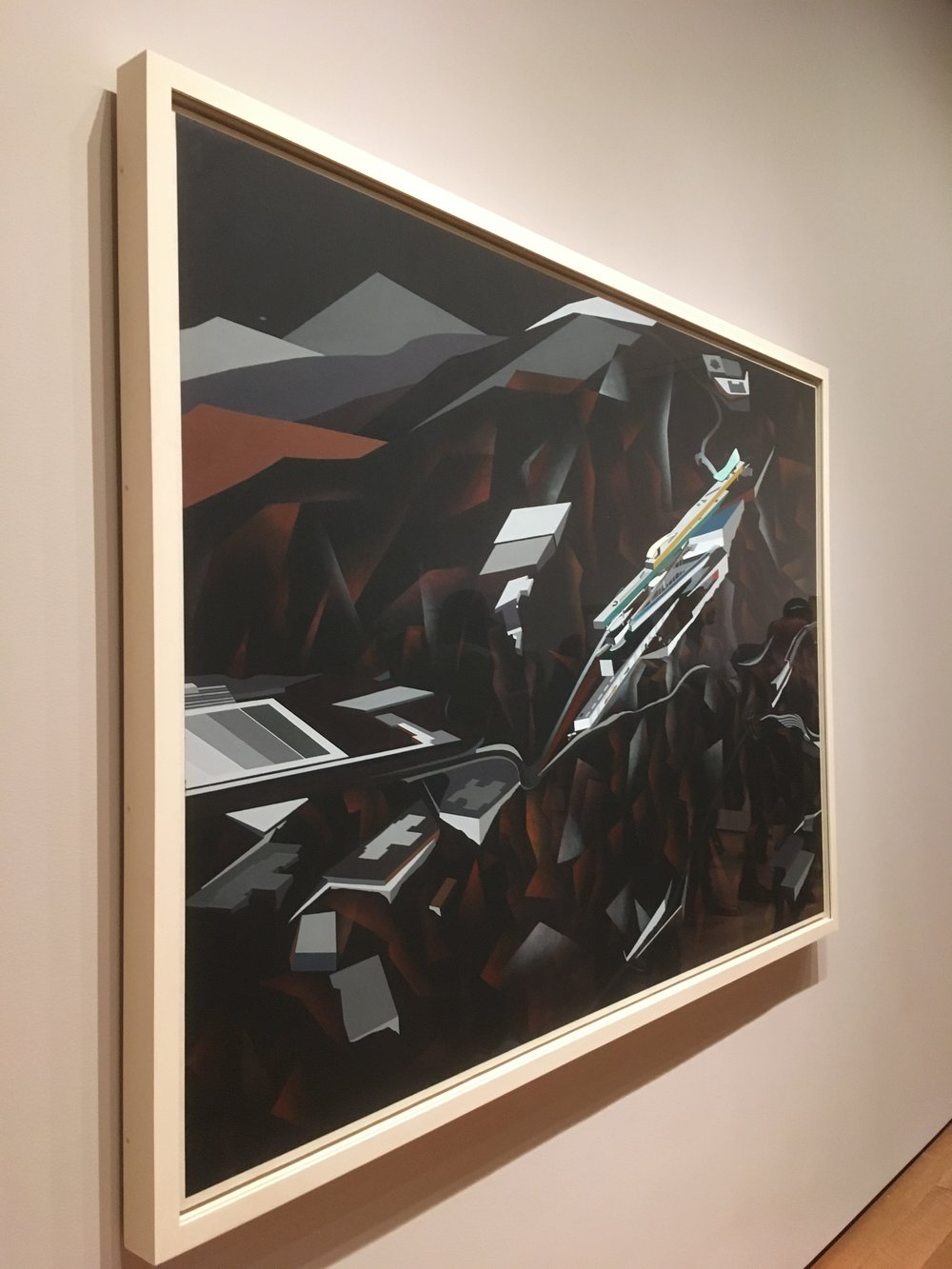 Zaha Hadid at MOMA