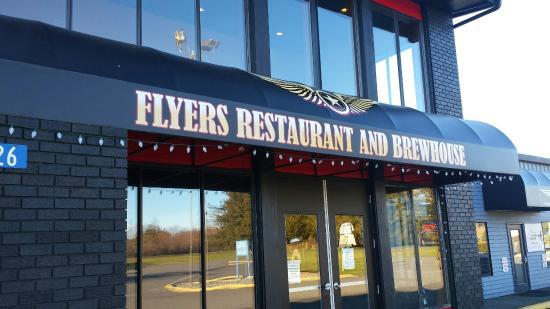 Flyers Restaurant & Brewery / Oak Harbor - 7815 EVERGREEN WAYEVERETT, WA 98203Link to their website