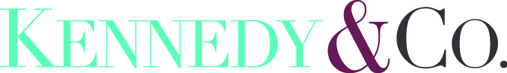 Kennedy & Co. Logo (forms logo)