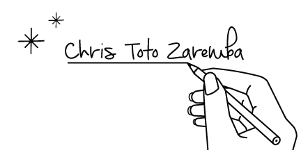 Chris Toto Zaremba