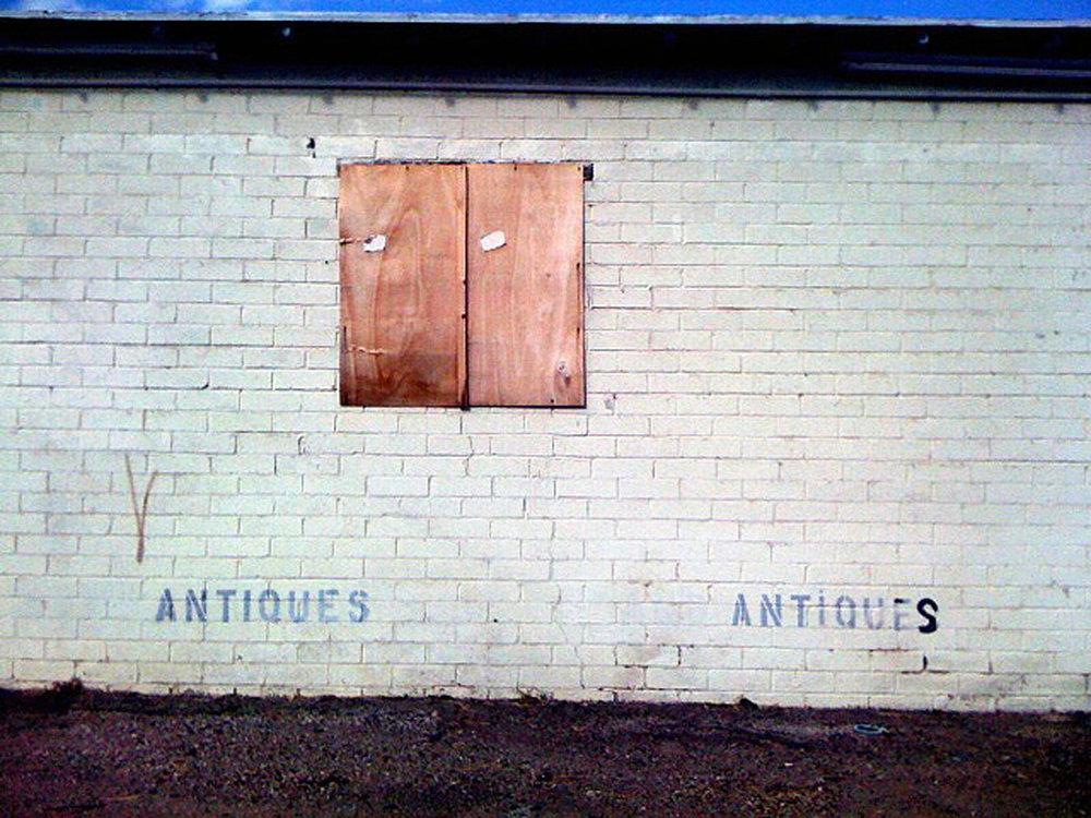 The Antiques Market