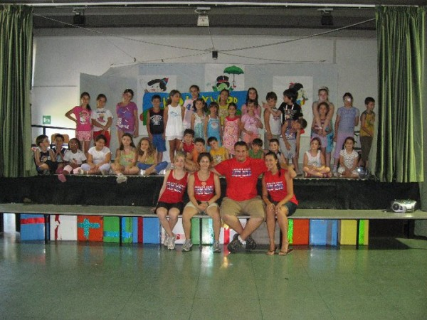 ACLE summer camp in Rome