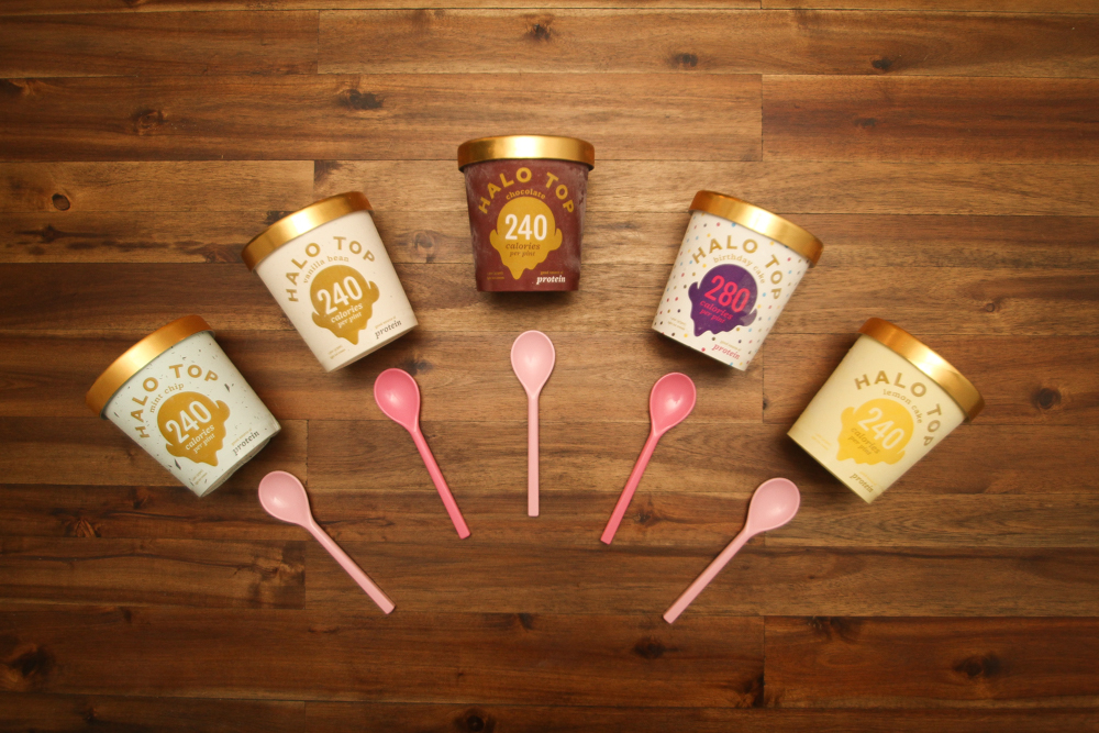 Halo Top Haul