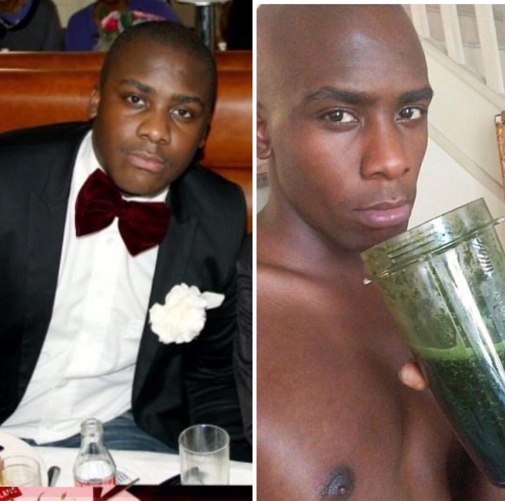 - I have been on alkaline foods for 7 years now but the Weight only took 8 months to a year to loose.the photo on the left is me at 23 stone = 322 LBSwhen i was drinking alcohol & consuming animal Proteins & dairy products such as Milk cheese & eggs .while Consuming this food i was a negative person to be around i was always stressed i was always depressed and i was quick to anger and not a positive person to be around this was the result of consuming acidic animal flesh & foods that were not meant for the human biological design . with each Mouthful of food i became more and more acidic and gained more and more Weight and suffered from numerous health issues & Extreme Fatigue & dehydration and poor skinThe photo on the right 12 stone 196 LBSThe photo on the right is me after i adopted the alkaline principles of eating alkaline forming foods and liquids whileeliminating animal Proteins & dairy products a process that helped me to change the way i think about life and animals the alkaline a journey that taught me compassion and gave me a new perspective on how i treat people while deeply affecting how i see the world and animals ,its clear to see that my old life was one of self abuse & not love .my new life as a alkalarian raw foodist has led me to wanting to spread love and optimal health while educating others to maintain the human bodies alkaline designthrough nutrition hydration detoxification and positive thinking