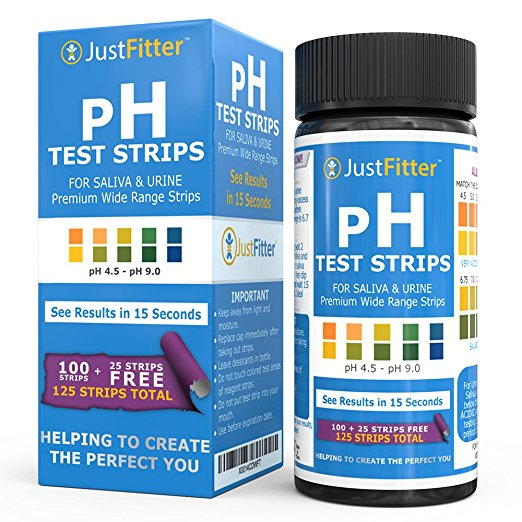 pH strips - test the pH of your bodies fluidsUrine & Salivayour cells are only a healthy as the fluids they are bathed in