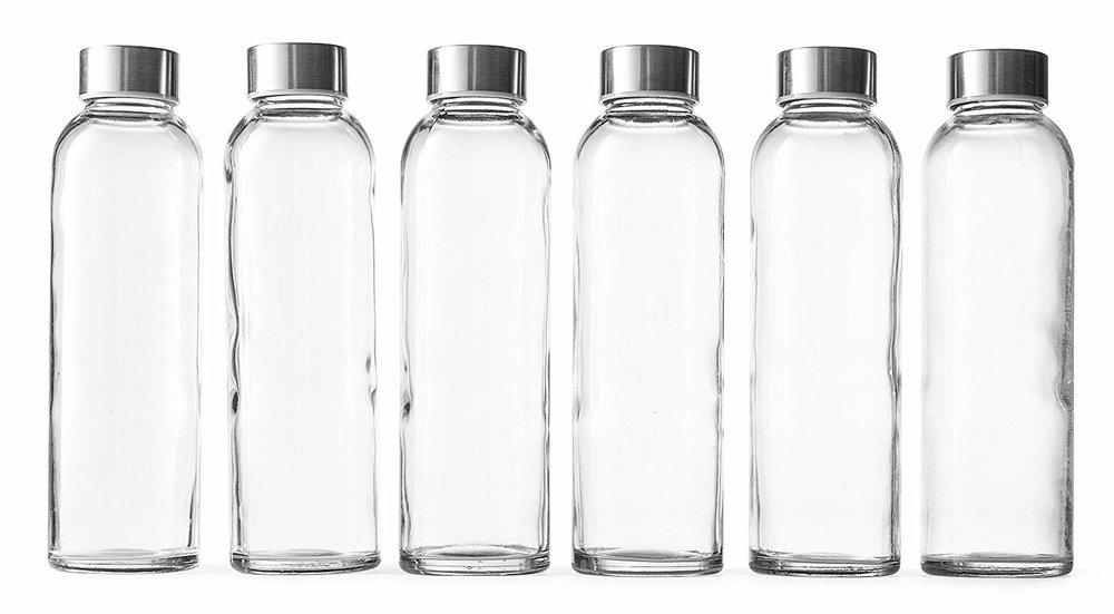 Glass Bottles Forjuicing & water - glass bottles for juice prep