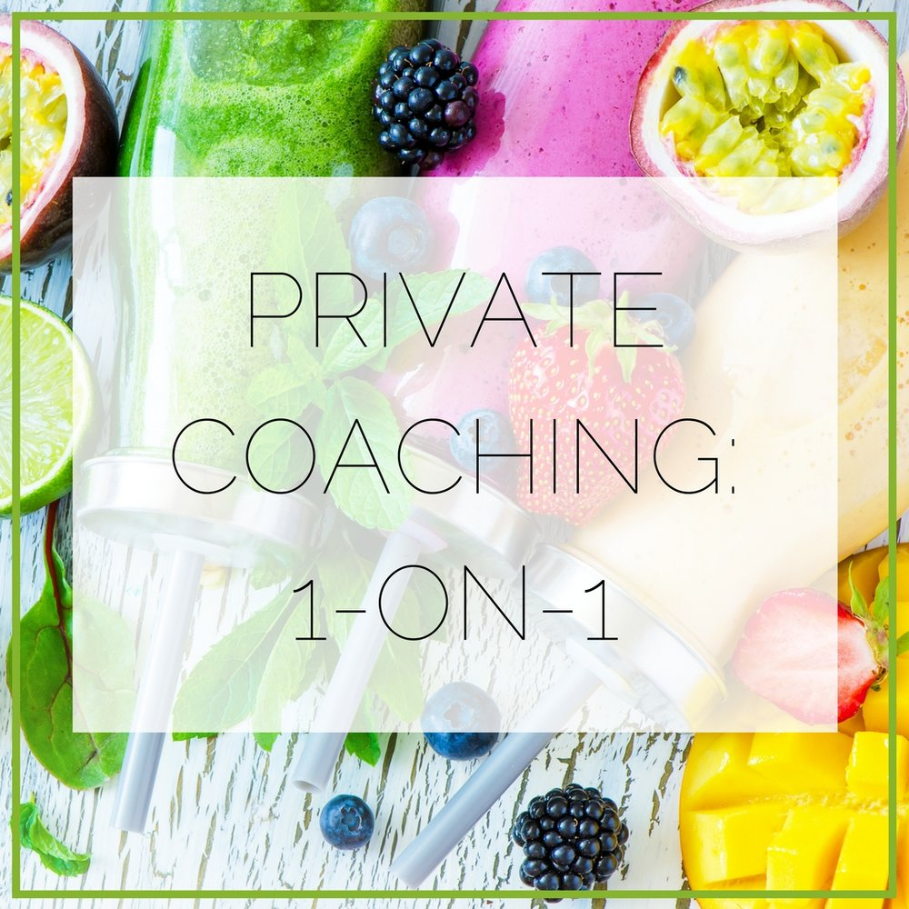 Private Coaching 1 on 1