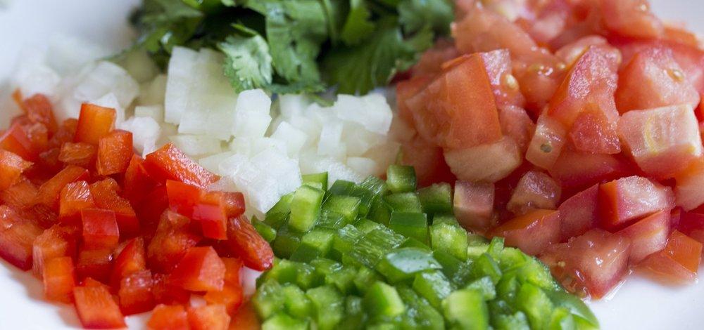 Fresh Salsa -