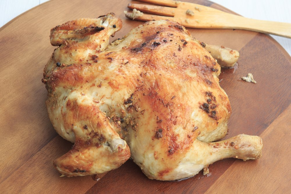 Roasted Chicken -