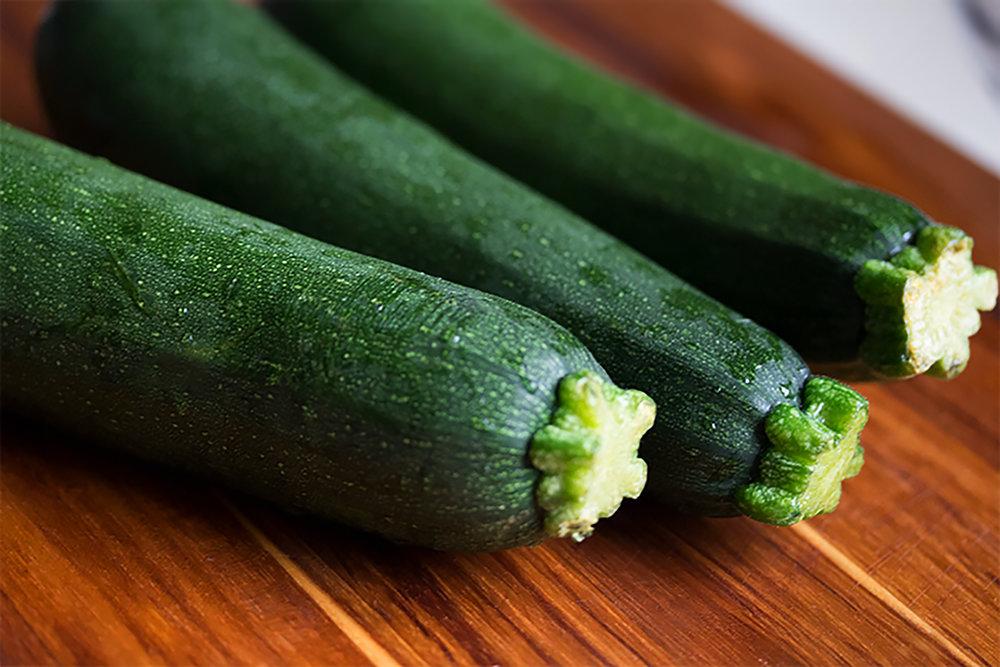 Sautéed Zucchini -