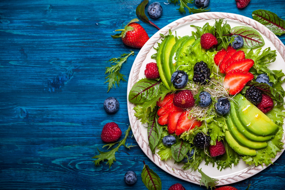 Hodgepodge Salad -