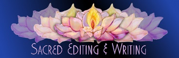 Sacred Editing and Writing
