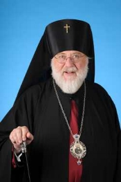 Archbishop Benjamin, Diocese of the West