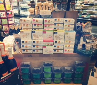 Stacked Up @ Fremont Whole Foods (2016)