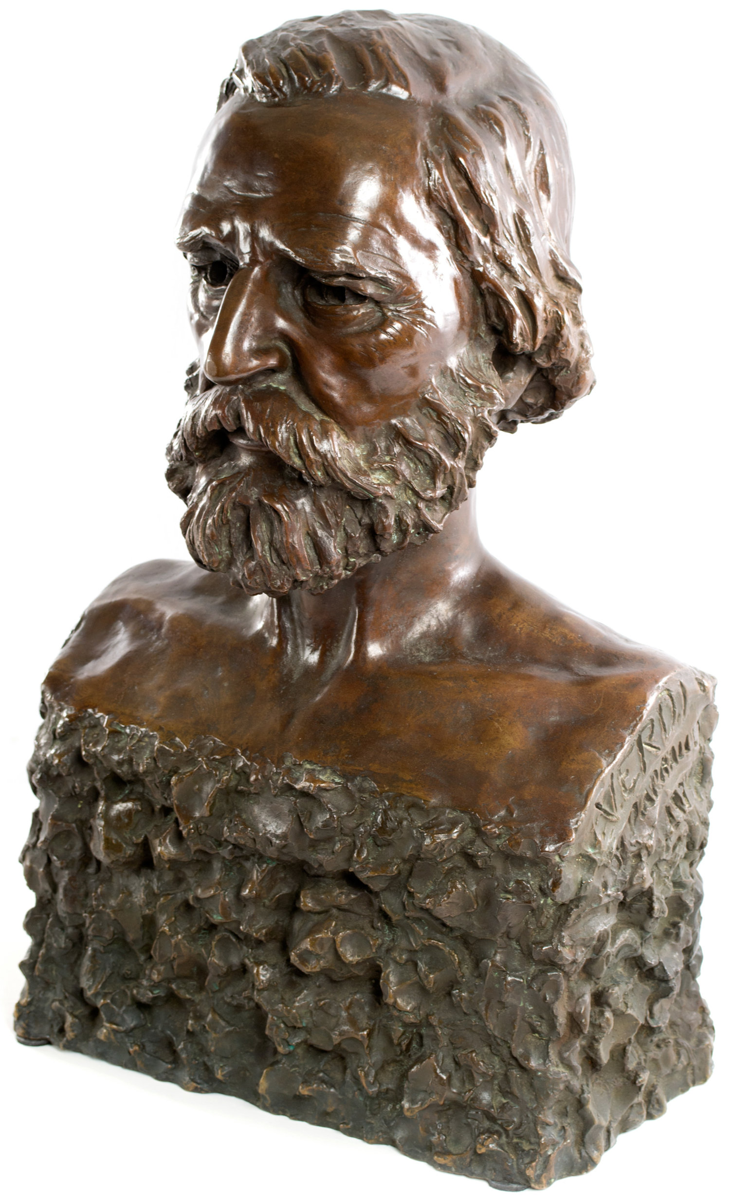 The Composer Giuseppe Verdi by Florence Darnault