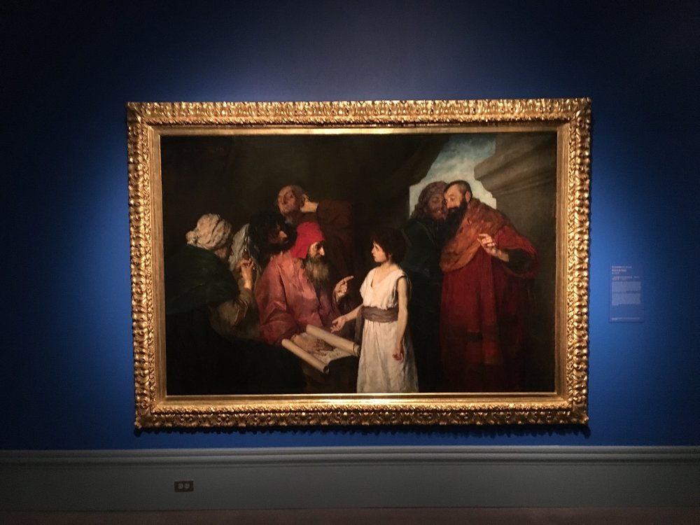 To Magnify the Lord: Six Centuries of Art and Devotion (Currently on view | BYU Museum of Art)