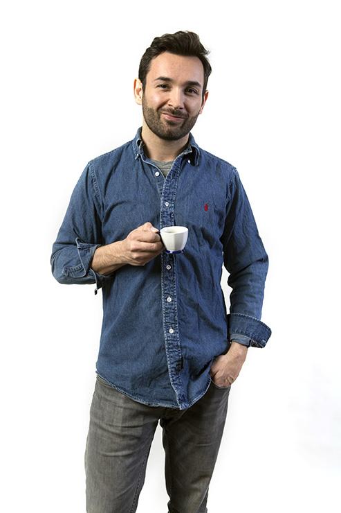 Ryan Furlong, Fenien Films portrait photography by Jon Evans