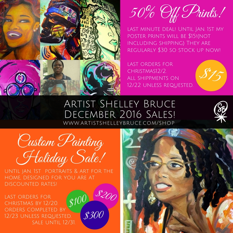 Artist Shelley BruceDecember Sales!.jpg