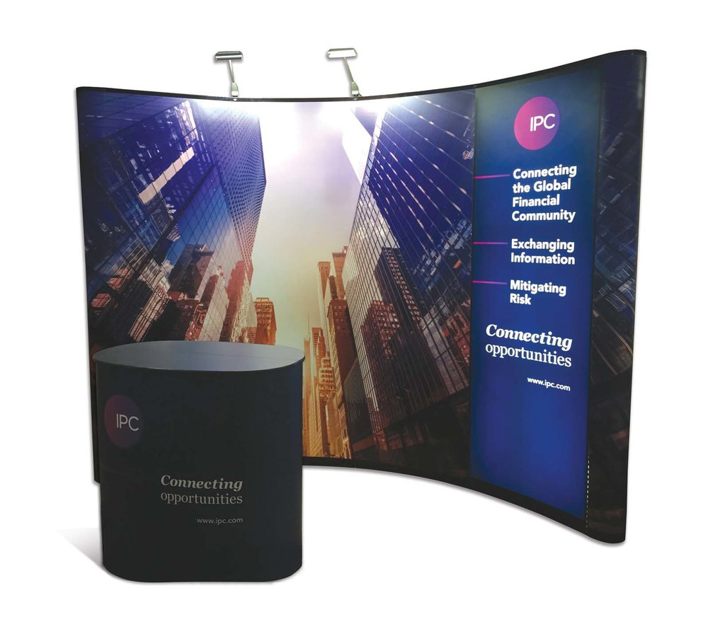 Trade show Booth     /     Graphics
