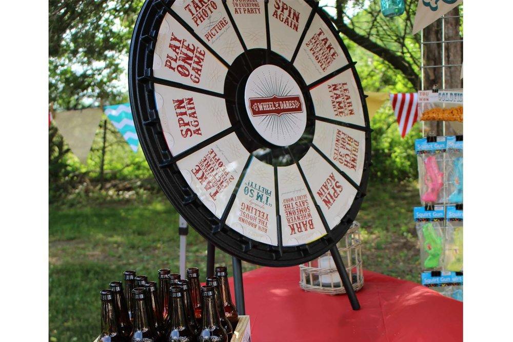 Wheel of Dares