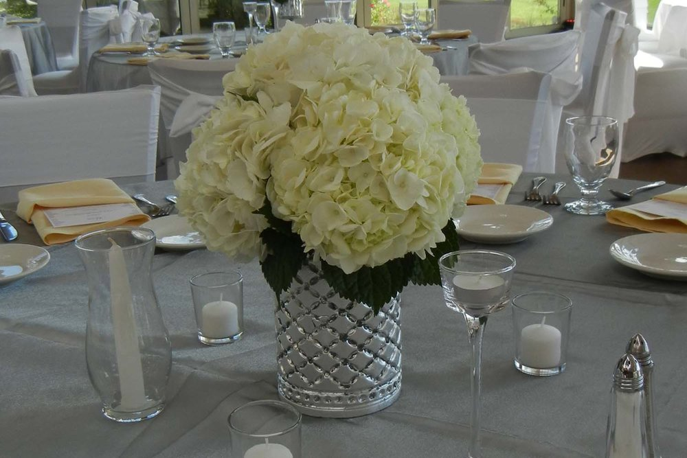 Custom Centerpieces