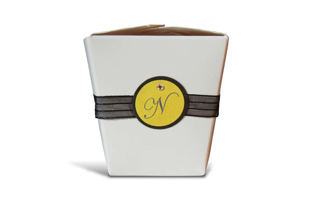 Personalized Takeaway Container