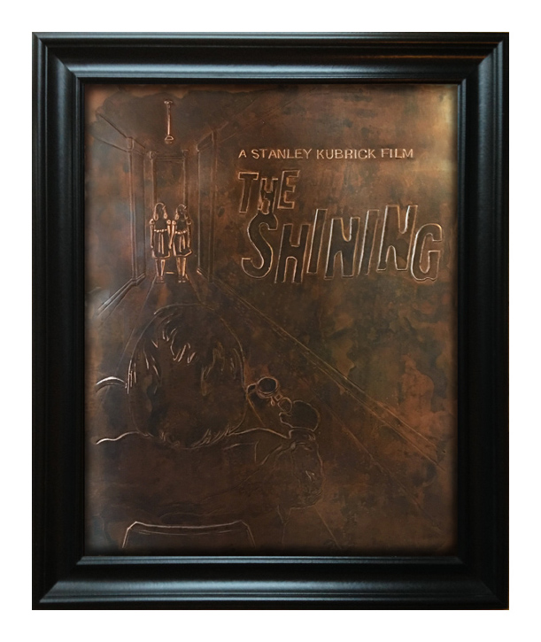 "The Shining  16x20"""