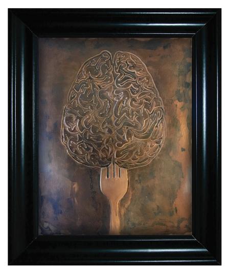 Brain on a Fork