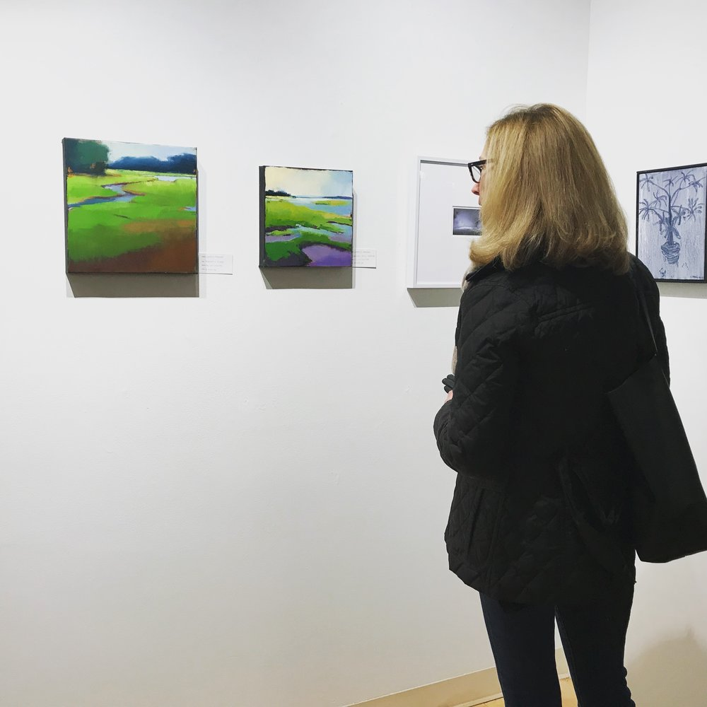 Winter Works Exhibit | Bromfield Gallery, Boston MA