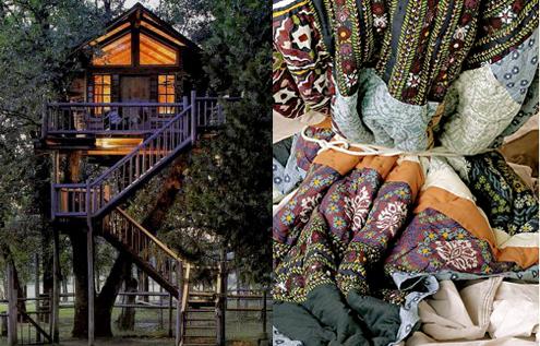 a whimsical wish aflutter sarah santosa Autumn Fairy House Autumn Country House