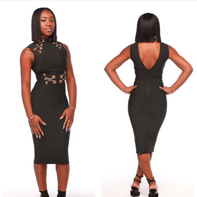 🔥🔥$20🔥🔥 The Bound & Chain Dress still available... 1 Small left... great fit.. great material... GET IT BEFORE ITS GONE... link in bio