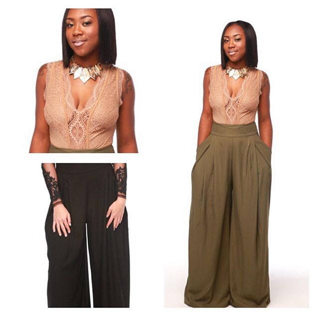 🔥🔥$20🔥🔥1 SMALL LEFT in this tan bodysuit!!!... GET IT BEFORE ITS GONE.... 1 SMALL ( size 4-6) left in black pants and 2 SMALL left In olive... these pants are PERFECT for work or play... great material and awesome length...GET IT BEFORE ITS GONE... link in bio