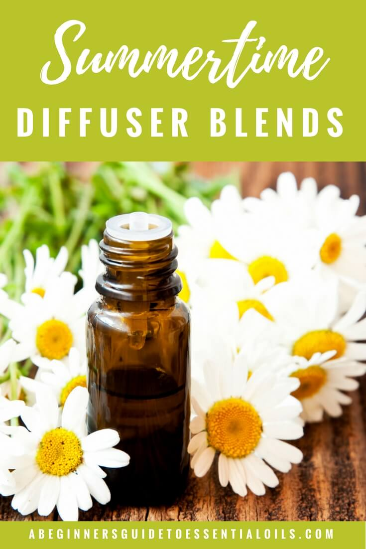 Summer is a time for fresh breezes and open windows. While I don't run my diffuser as often in the summer there are times I love to make sure I have some wonderful aroma wafting through the house (especially when it's so hot outside and I want to keep the air conditioning on!). Here are some of my favorite summertime essential oil diffuser blends.