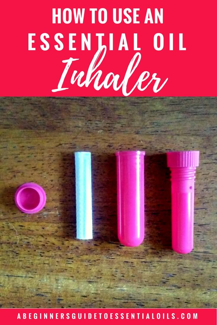 Essential oil inhalers are a great addition to your essential oil collection. They are great