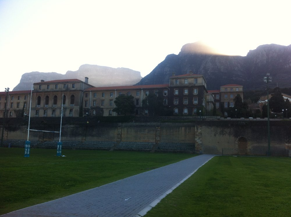 University of Cape Town, Cape Town, South Africa, September 2013