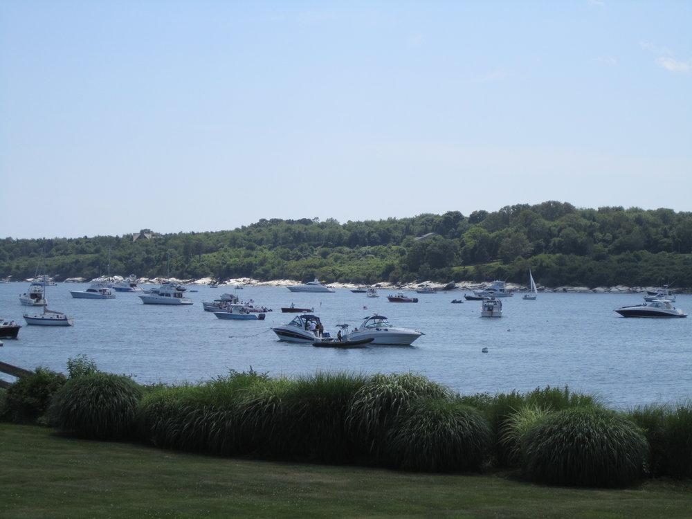 Jamestown, Rhode Island, May 2012