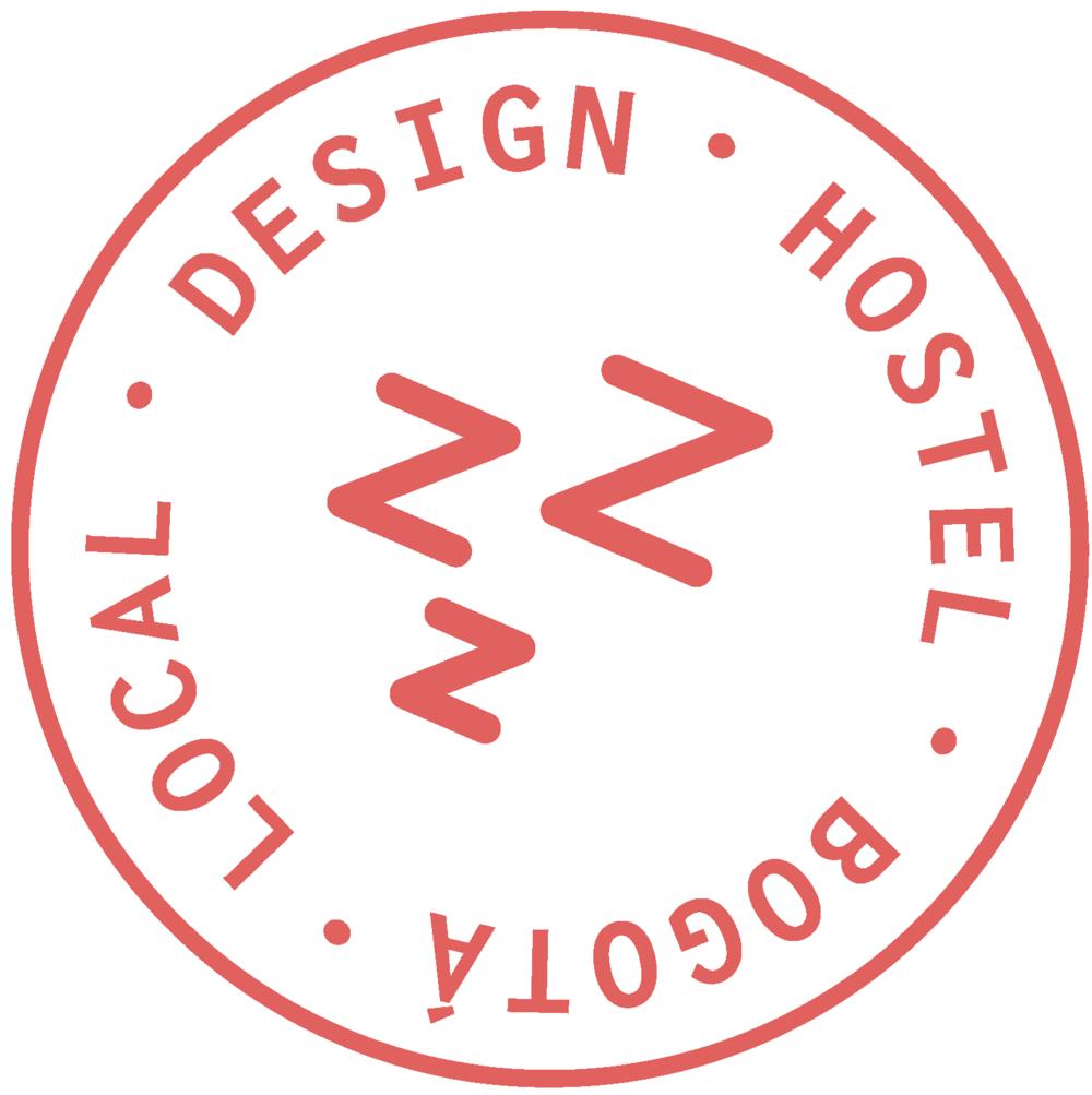 sello casa cubil design hostel Bogota Colombia