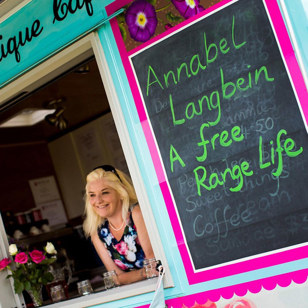 Miss Lilly Free Range Life