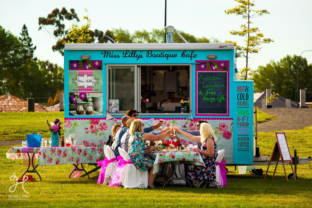 Miss Lilly's food truck