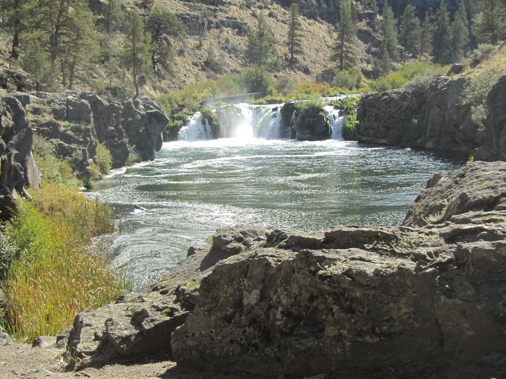 Central Oregon is a magical place.