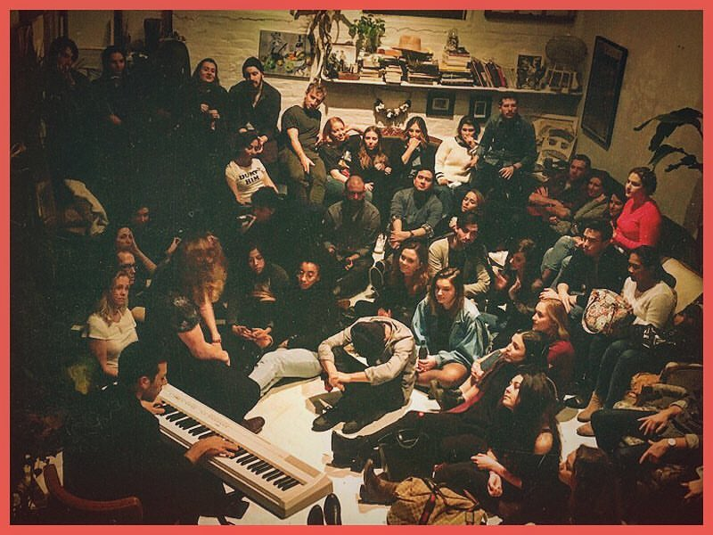 Great Sofar Sound Show with Micky.