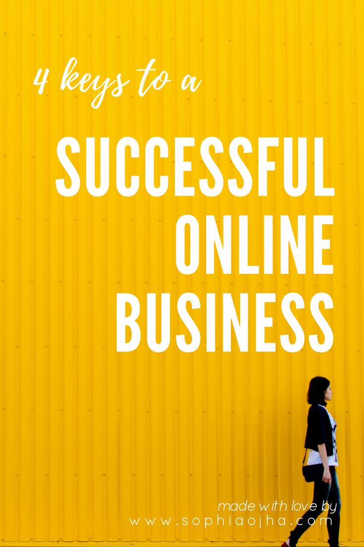 4_Keys_Successful_Online_Business
