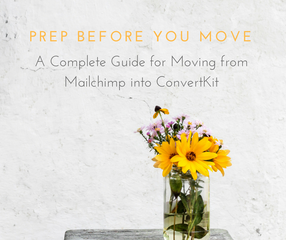 Complete Guide for Moving from Mailchimp to ConvertKit