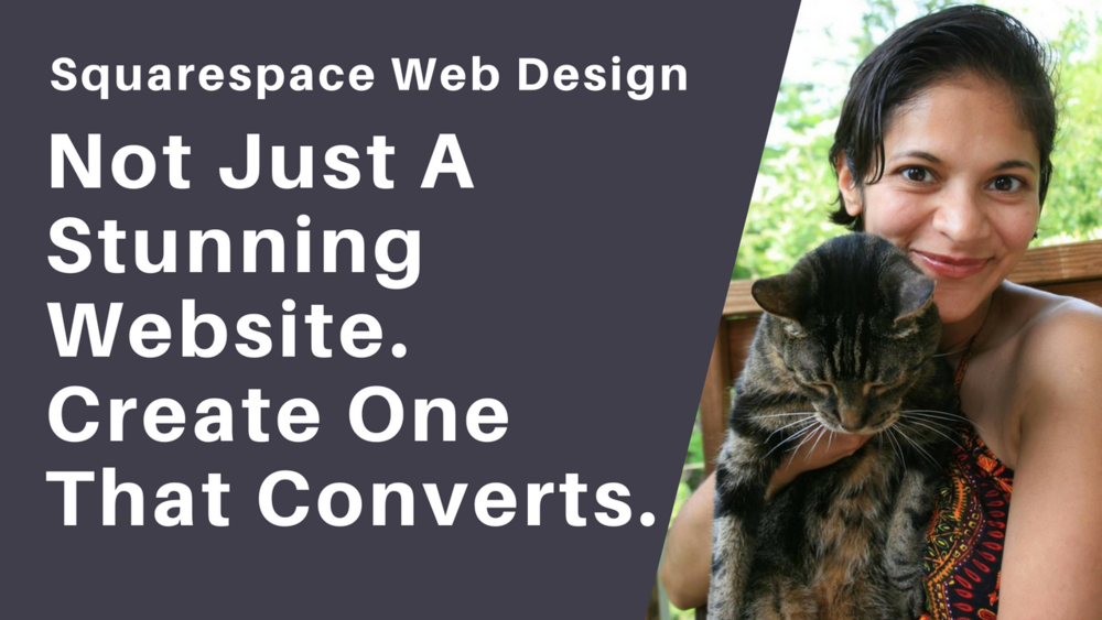 Create a hi-converting website that sells