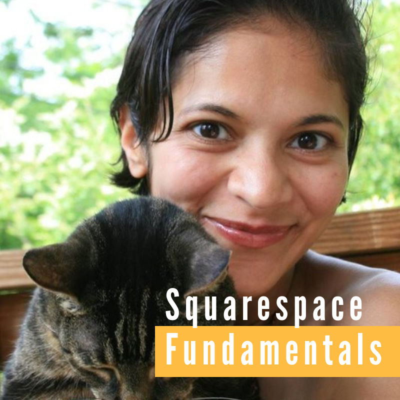 Squarespace Fundamental Workshop Authorized Trainer