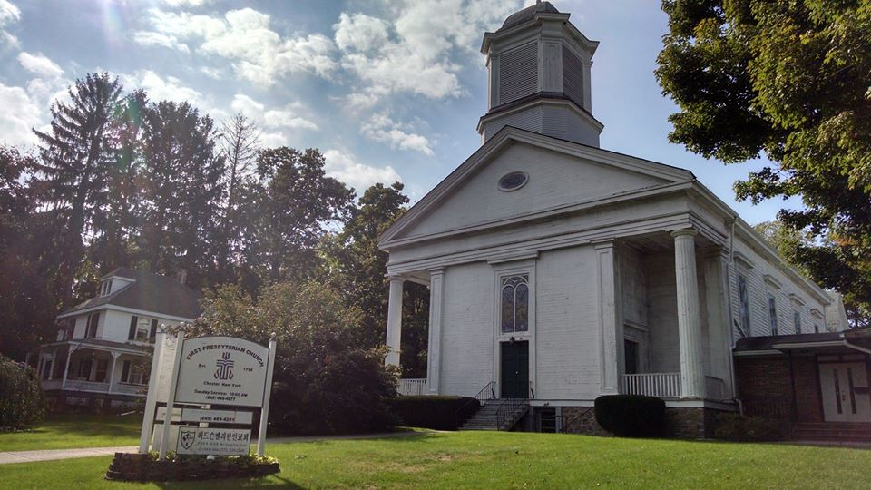 CHESTER PRESBYTERIAN CHURCH
